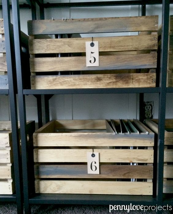 10 Alternatives to a Metal Filing Cabinet   Chosen Course