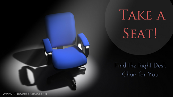 Take a Seat! Find the Right Desk Chair for You