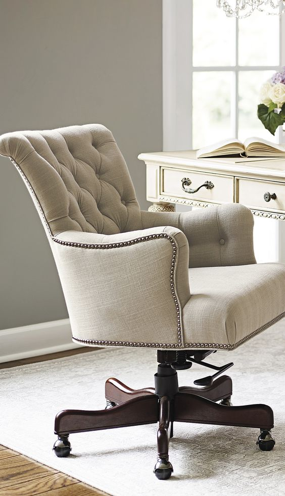 living room desk chair. padded-classic-chair living room desk chair t
